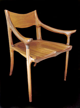 Lowback Maloof Style Chair