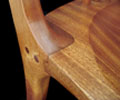 Side Dining Chair Detail